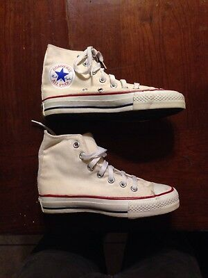 vintage converse made in usa kids sz 3 1/5