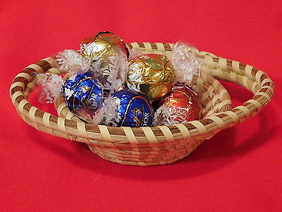 Gullah Sweetgrass Basket ( Candy / Coin Dish )