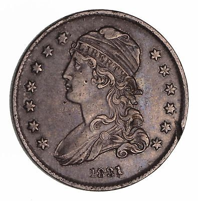 1831 Capped Bust Quarter - Circulated *1546