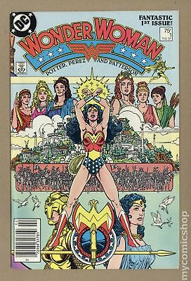 Wonder Woman (2nd Series) 1A 1987 FN 6.0