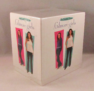 Gilmore Girls: The Complete Series Collection DVD 2013, 42-Disc Set- SEALED!!!