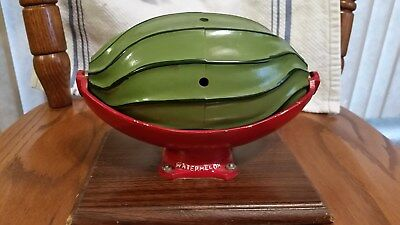 The Watermelon miniature hog oiler cast iron
