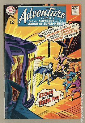 Adventure Comics (1st Series) #365 1968 VG 4.0