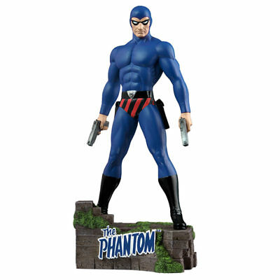 "The Phantom - Ghost Who Walks 12"" Statue - BLUE Suit Variant"
