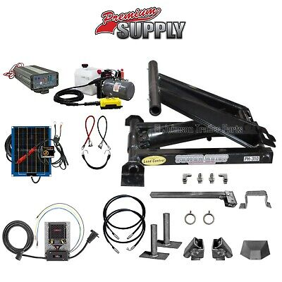 3 Ton Hydraulic Scissor Hoist Kits | PH310 | Perfect for Dump Trailers & Trucks