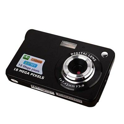 K09 Digital Camera Portable 8X Vlogging Camera HD 18MP Super Light Festival Gift
