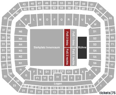 2x GUNS N´ ROSES 12.06.2018 GELSENKIRCHEN FRONT OF STAGE 2 auf Schalke Tickets