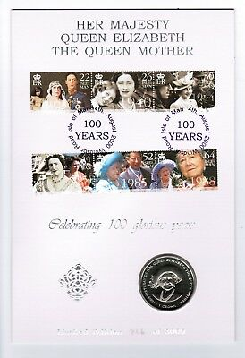 Isle of Man 2000 Limited Edition 1 Crown Coin Cover/Card