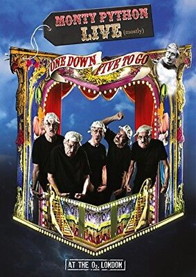 DVD Monty Python - Live (mostly) one down five to go - Eagle Rock