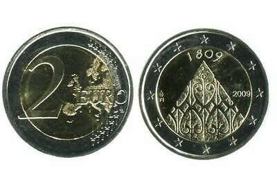 2 Euros Commemoratives Finlande 2009