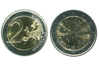 2 Euros Commemoratives Finlande 2015