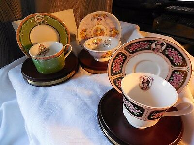 Avon Cups and Saucers