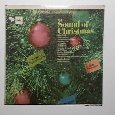 The Sound Of Christmas / Various Artists (Vinyl LP)