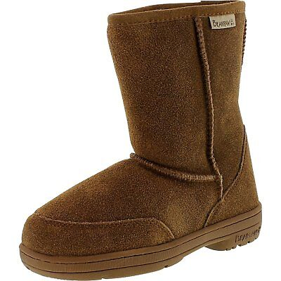 Bearpaw Girl's Meadow Youth Mid-Calf Suede Boot