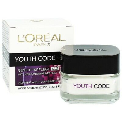 L´oreal Youth Code Gesichtpflege Tag 50 ml