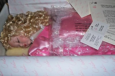 DISNEY BABY SLEEPING BEAUTY by MARIE OSMOND TODDLER SERIES  MINT NRFB