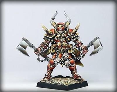 Avatars of War IX Age Mini Harbinger of Wrath w/Paired Weapons Pack MINT