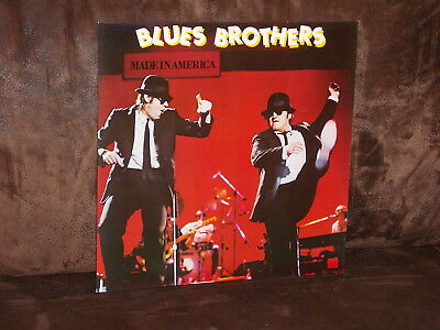 Vinyl-LP: BLUES BROTHERS - Made In America (1980)