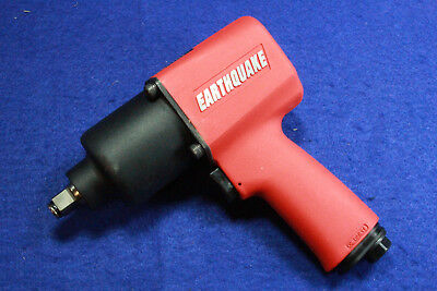 """Central Pneumatic Earthquake 68424 1/2"""" Air Impact Wrench"""