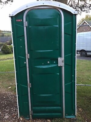 Portable Builder Loo Site Toilet Mobile Loo