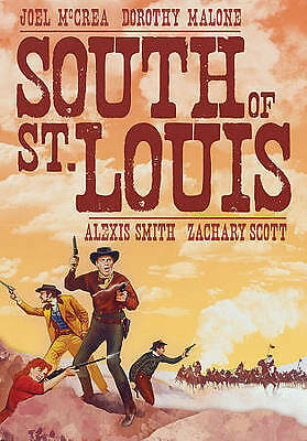South of St. Louis (DVD, 2014)
