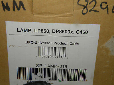 Original Equivalent Bulb in cage fits INFOCUS SP-LAMP-016 Projector