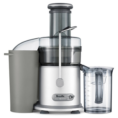 Breville RM-JE98XL Juice Fountain Plus 850-Watt Juice Extractor (Certified Refur