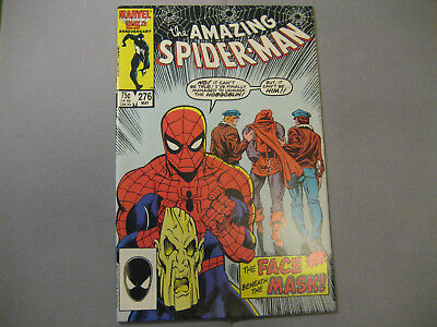 The Amazing Spider-Man #276 (May 1986, Marvel) HIGH GRADE