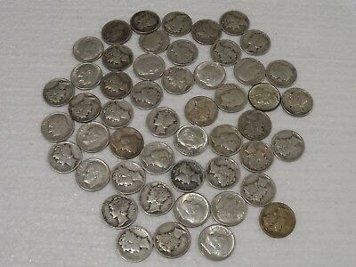 US 90%  Silver Coins, $5.00 face value