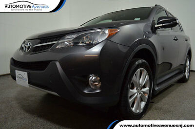 2014 Toyota RAV4 Limited AWD with Technology Package