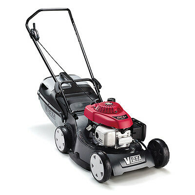"Lawn Mower, Victa MMX485 Mustang, 19"" Cut and Honda Powered"
