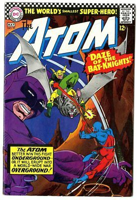 Atom #30 VF/NM 9.0 white pages  DC  1967  No Reserve