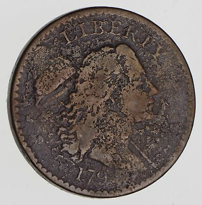 1794 Liberty Cap Large Cent *0248