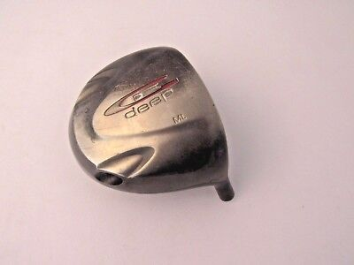 KZG GF DEEP ML 10* Driver and GFX #3 15* FW Heads Only ***EX-DEMO***