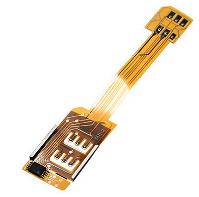 Hot Maxdouble Dual Sim Card Sd Adapter Two Net Sim Cards For Xiaomi Redmi Note 4
