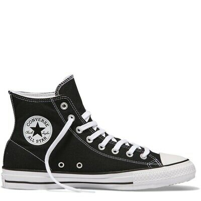Converse Chuck Taylor All Star Pro Infused Shoes Mens in Black White