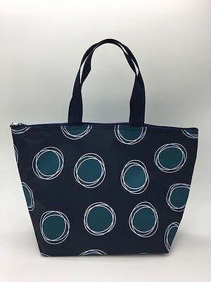 Defect Thirty one Thermal Picnic lunch Tote storage Bag in La Di Dot 31 gift d