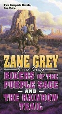 Riders Of The Purple Sage/Rainbow Trail, Grey, Zane, 9780765382399