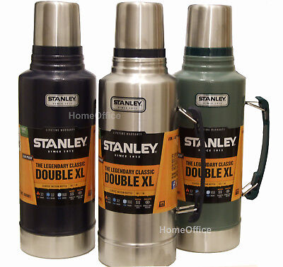 Stanley Large Vacuum Extra Large Flask 1.9L Stainless Steel Thermos