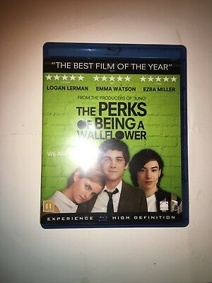 The Perks Of Being A Wallflower (Blu-ray, 2013)