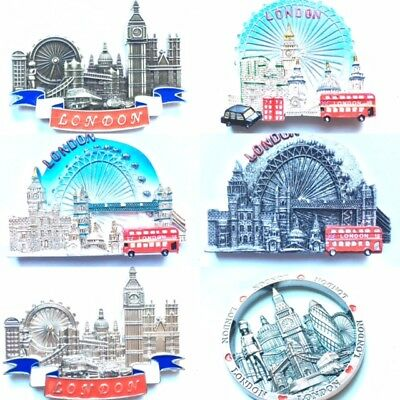 British-London Magnet Souvenirs. Many Options Available. Gifts, Memorabilia