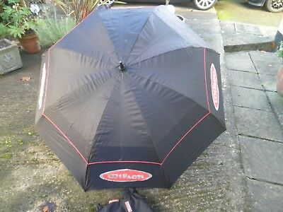 Wilson 54 Inch Double Canopy Umbrella & Wilson Mittens Excellent Condition.