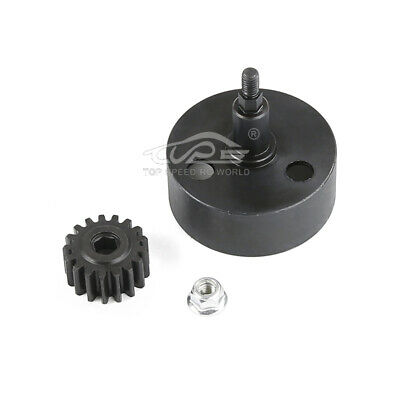 Alloy Clutch Bell Upgrade kit for 1/5 RC HPI Baja 5B SS Buggy 5T 5SC