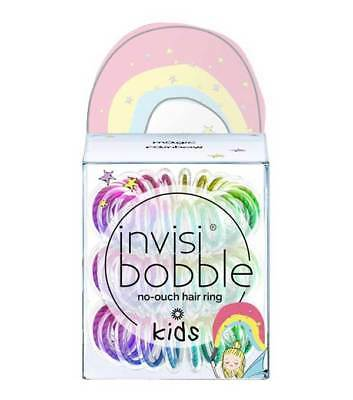 Invisibobble Kids - Magic Rainbow, Pro Packung 3 Stück