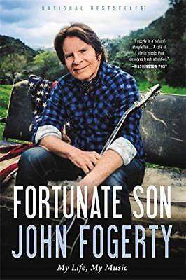 Fortunate Son: My Life, My Music by Fogerty, John | Paperback Book | 97803162445