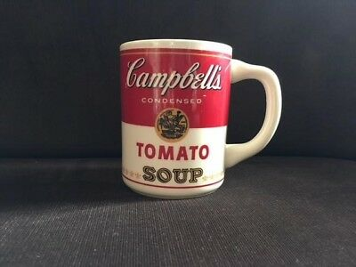 Vintage USA Campbells Condensed Tomato Soup Cup