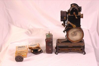 Pathe pathex  projector movies And  pathex movie camera made in  France