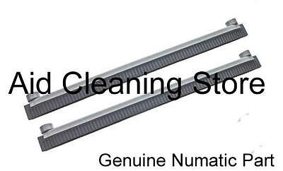 Genuine Numatic COMPLETE SET TT1535 TT1535G Scrubber Dryer front Blade 2x 329275