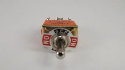 Toggle Switch Dpdt Center Off Toggle 15 Amp 250V 20 Amp 125V 6 Pin