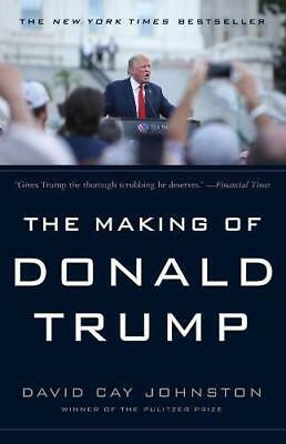 The Making of Donald Trump by David Cay Johnston | Paperback Book | 978161219658